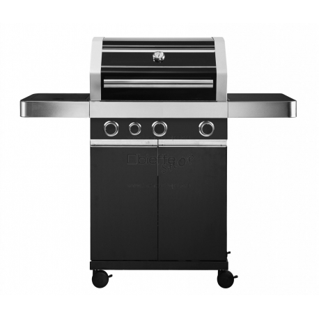 Barbecue a gas 3 fuochi Generation 3D