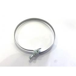Fascetta stringi tubo metallica