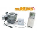 Multifuoco PLUS Completo per Caminetti