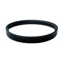 Guarnizione diametro 80 mm per tubi Pellet
