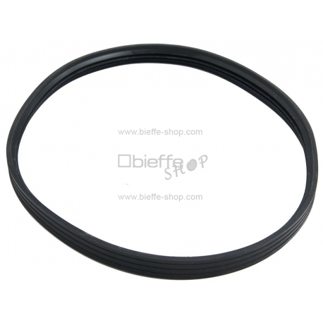 Guarnizione diametro 100 mm per tubi Pellet